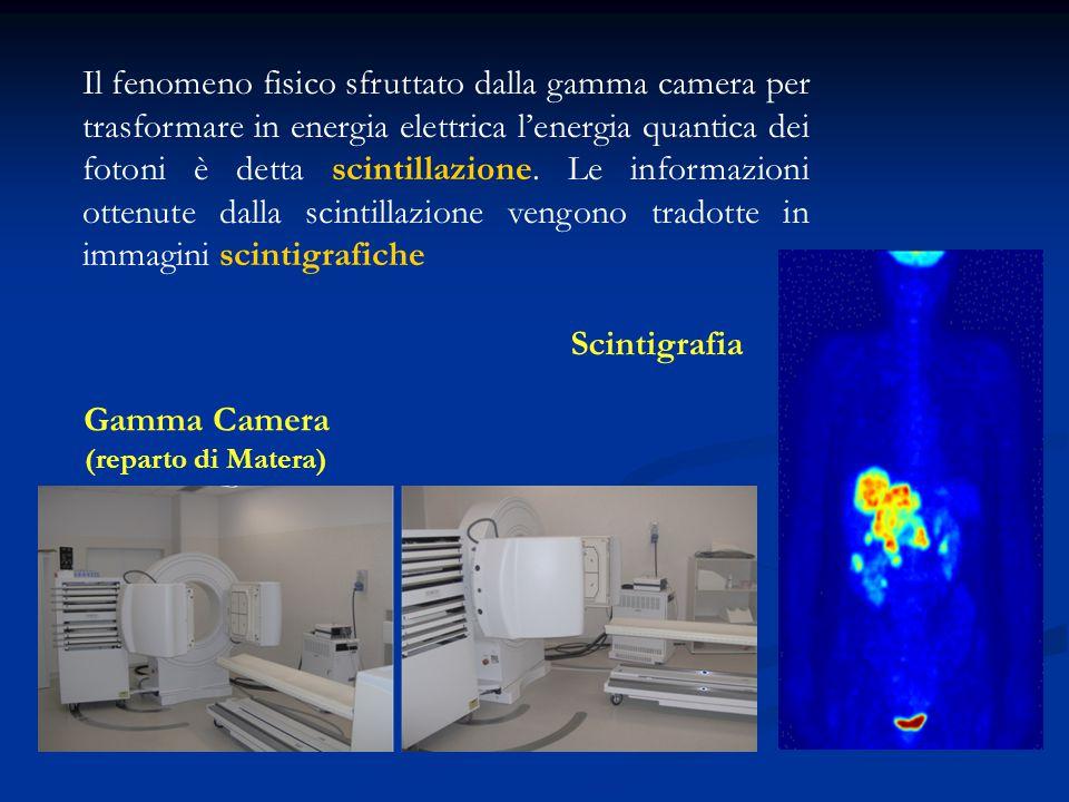 Gamma Camera (reparto di Matera)