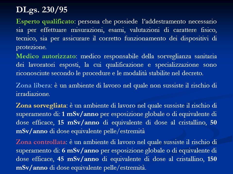 DLgs. 230/95