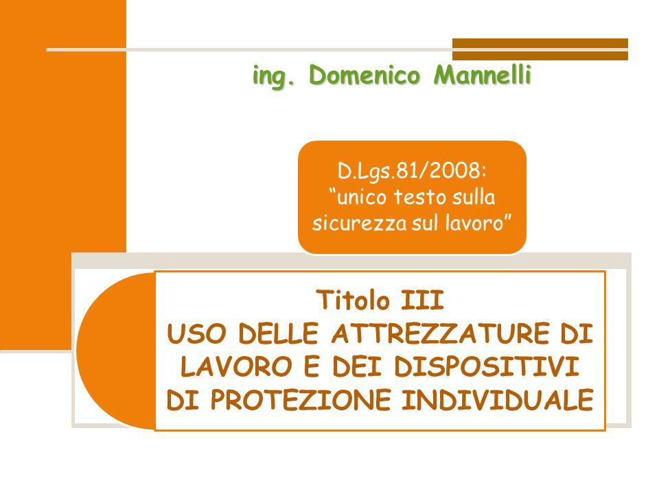 D.Lgs.81/2008: unico testo sulla sicurezza sul lavoro