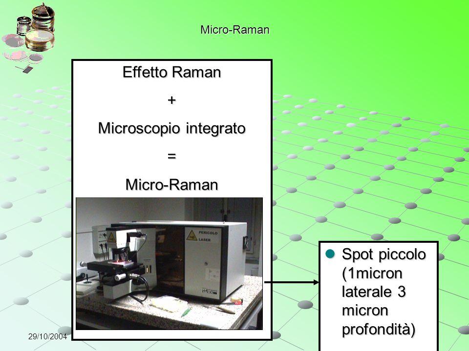 Microscopio integrato