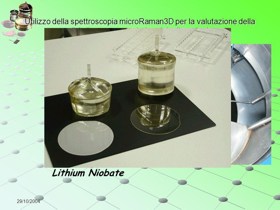 Boule of congruent Lithium Niobate