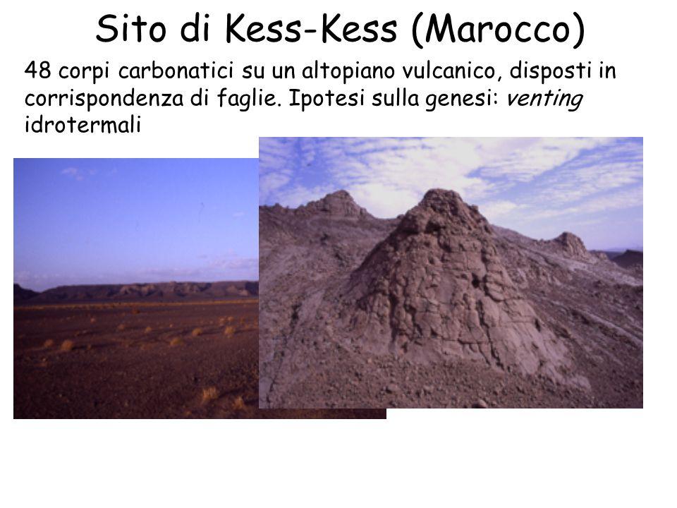 Sito di Kess-Kess (Marocco)