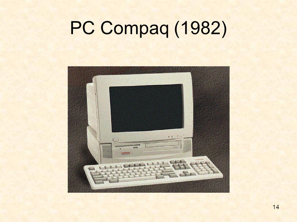 PC Compaq (1982)
