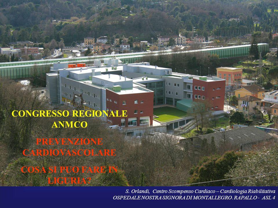 CONGRESSO REGIONALE ANMCO PREVENZIONE CARDIOVASCOLARE