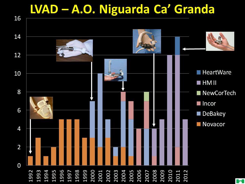 LVAD – A.O. Niguarda Ca' Granda