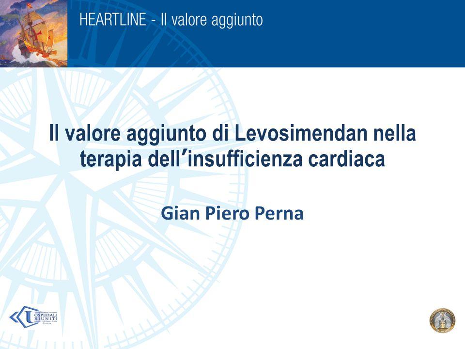 Il valore aggiunto di Levosimendan nella terapia dell'insufficienza cardiaca