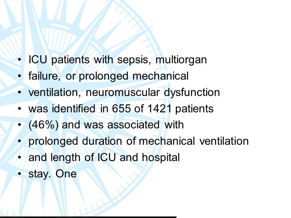 ICU patients with sepsis, multiorgan