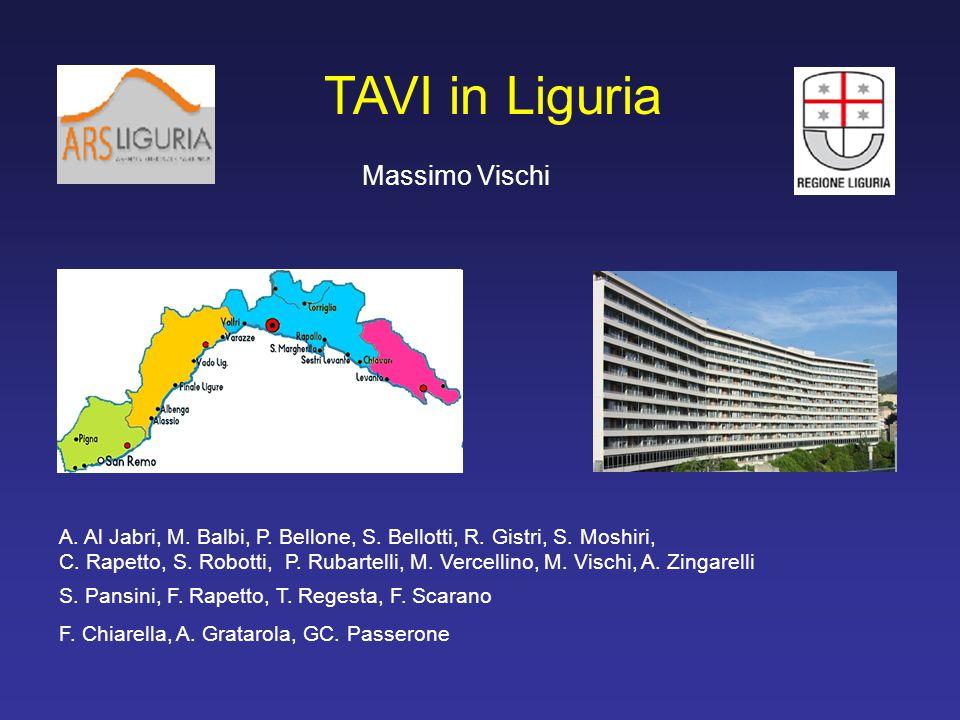 TAVI in Liguria Massimo Vischi