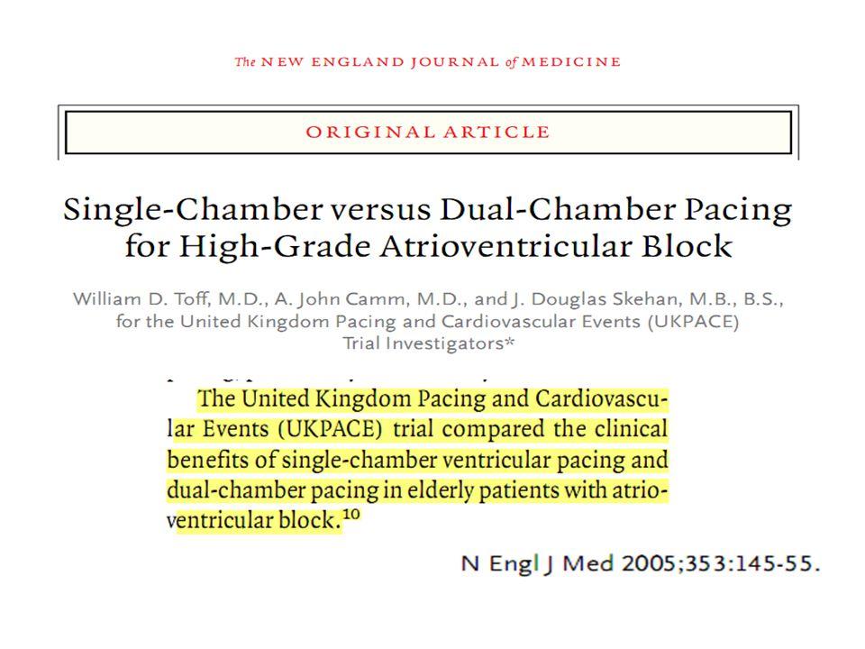 Parte dal concetto che i vantaggi emodinamici per DDD sono certi ma mancano le evidenze dei vantaggi clinici.