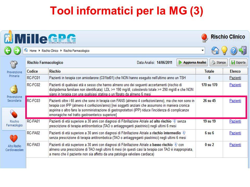 Tool informatici per la MG (3)