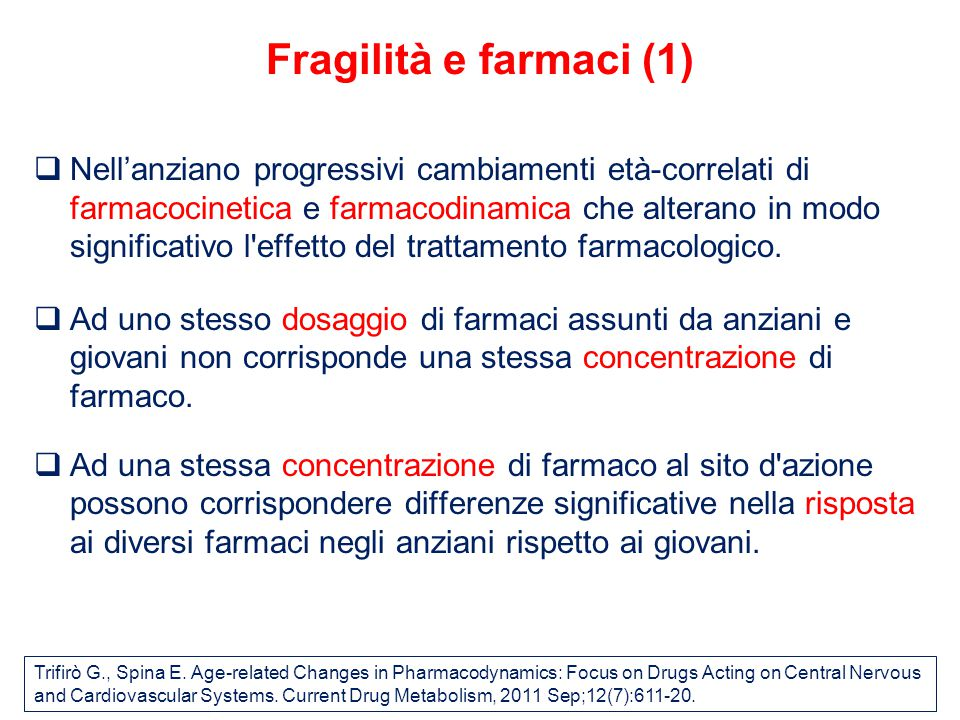 Fragilità e farmaci (1)