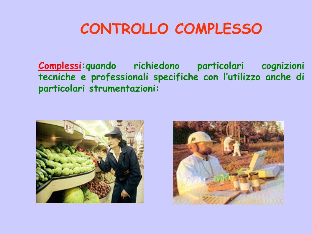 CONTROLLO COMPLESSO
