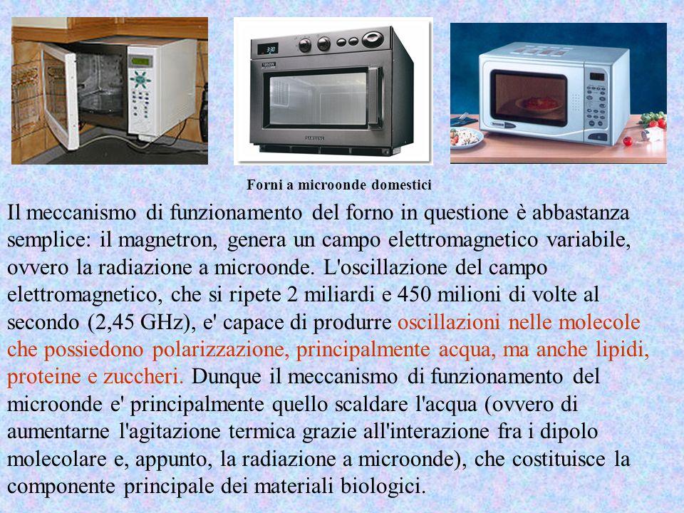 Forni a microonde domestici