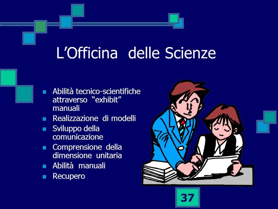 L'Officina delle Scienze