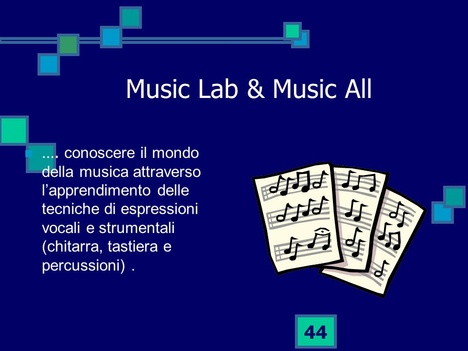 Music Lab & Music All