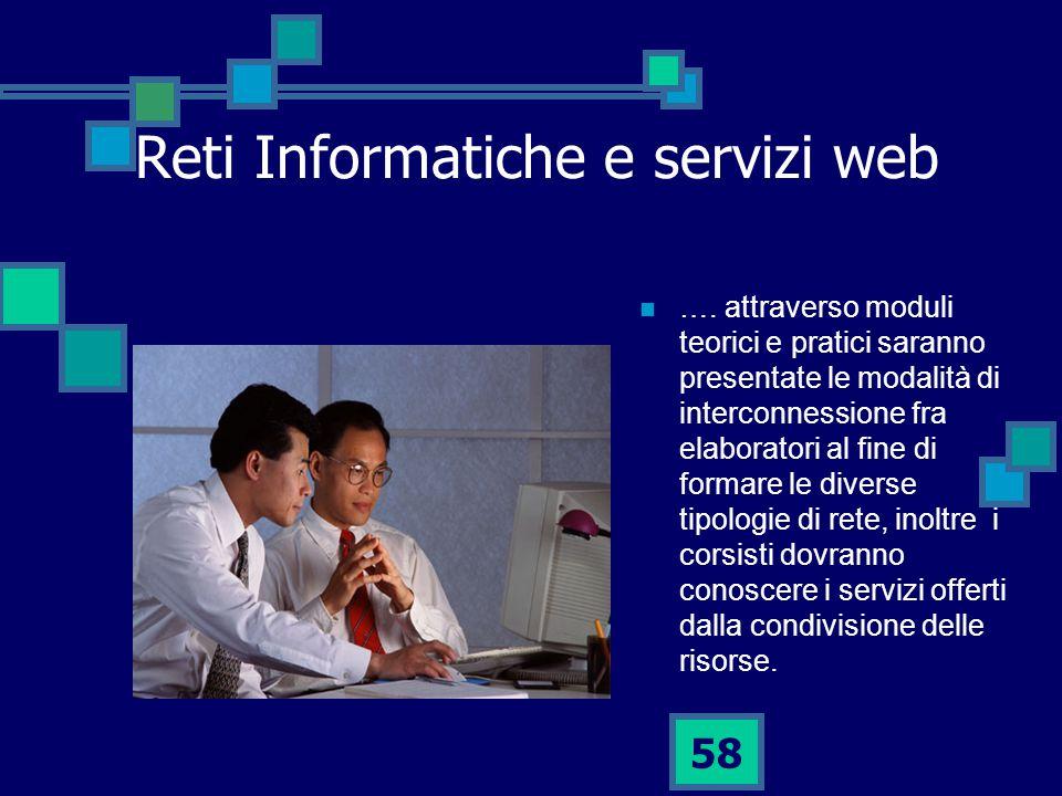 Reti Informatiche e servizi web
