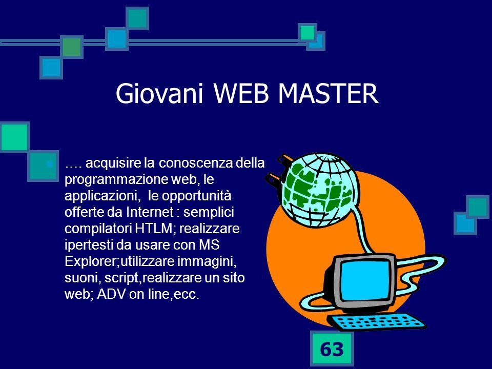Giovani WEB MASTER