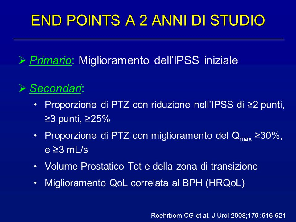 END POINTS A 2 ANNI DI STUDIO