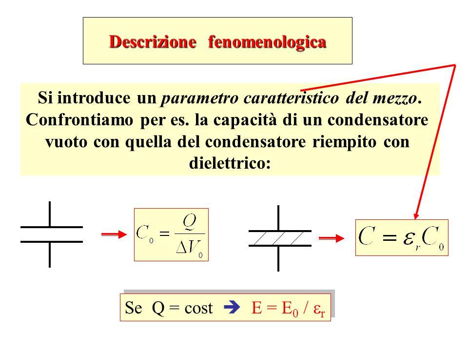 Descrizione fenomenologica