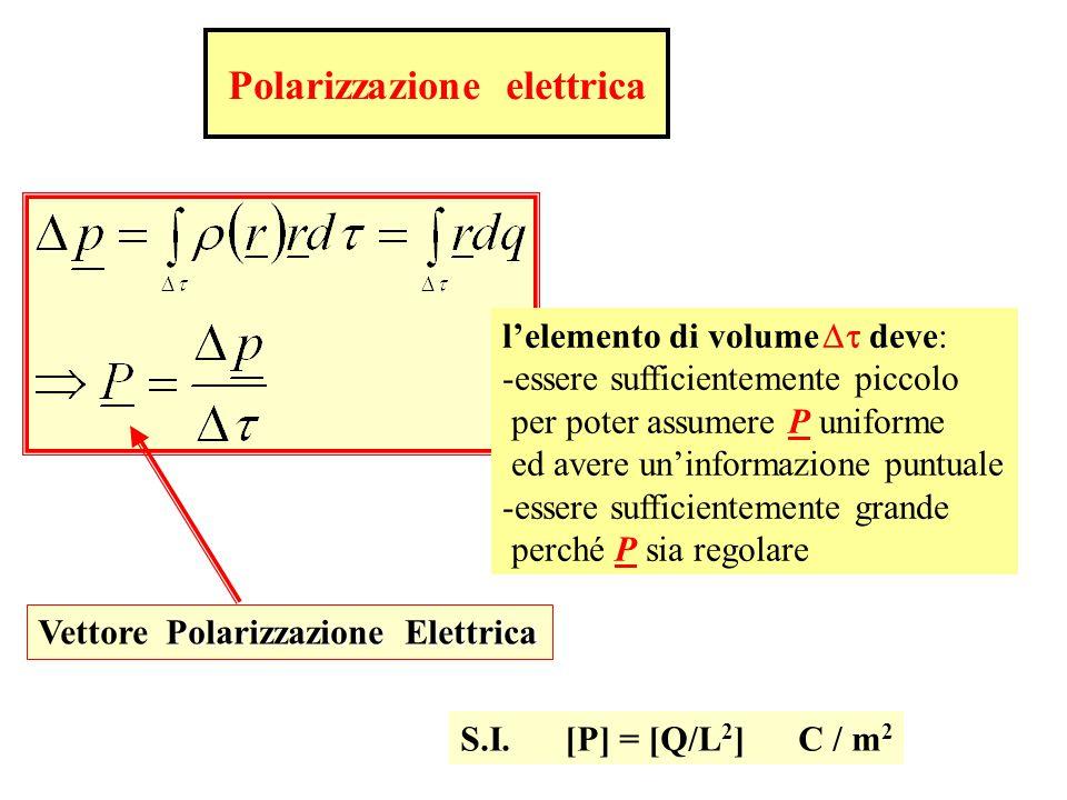 Polarizzazione elettrica