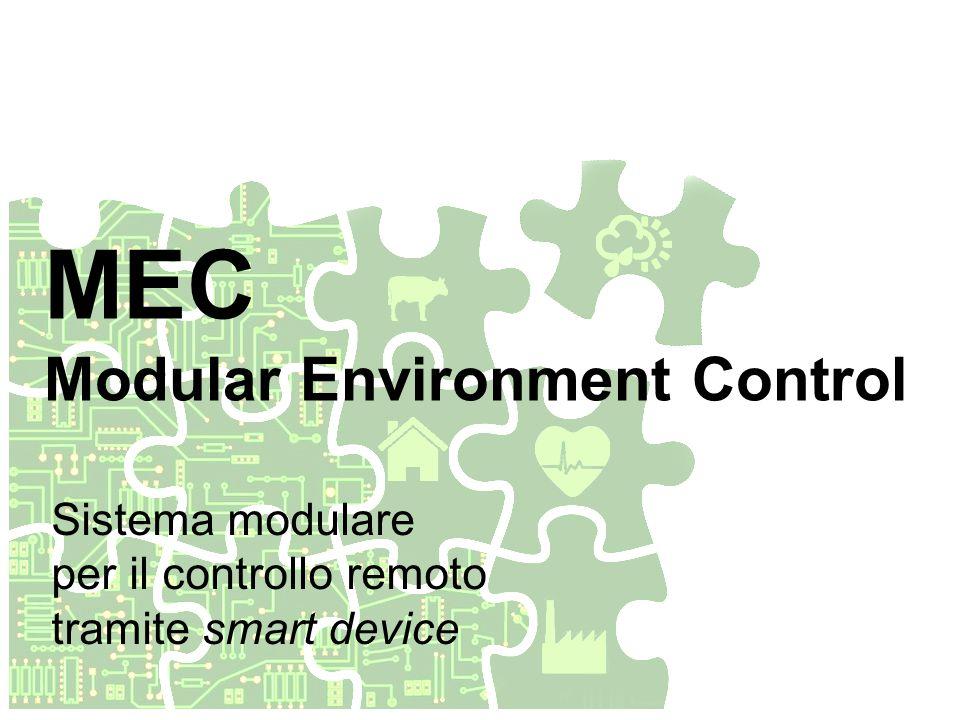 MEC Modular Environment Control