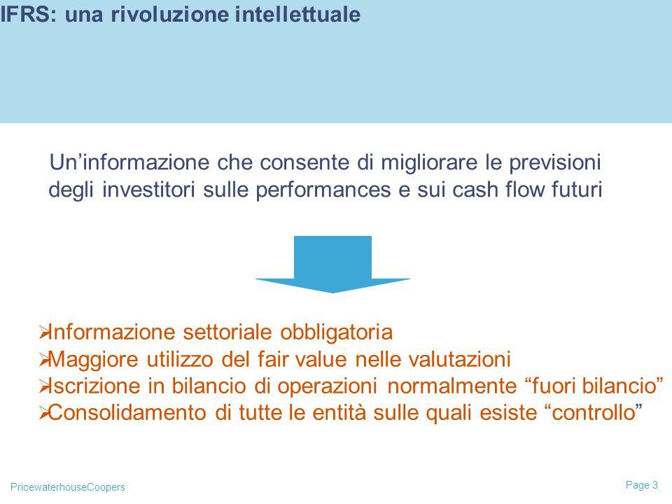 IFRS: una rivoluzione intellettuale