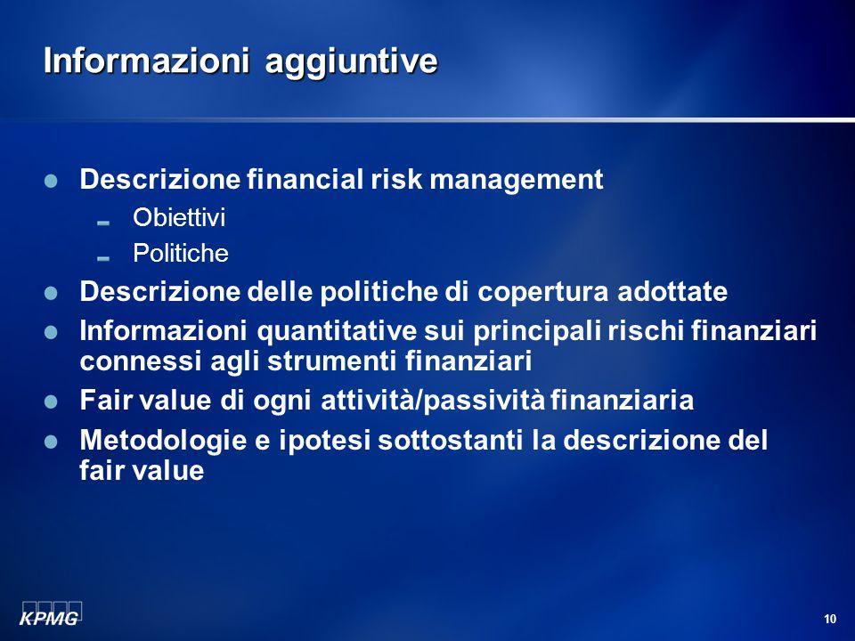 Presenter's contact details Mario Corti KPMG S.p.A. +39 02 67632432