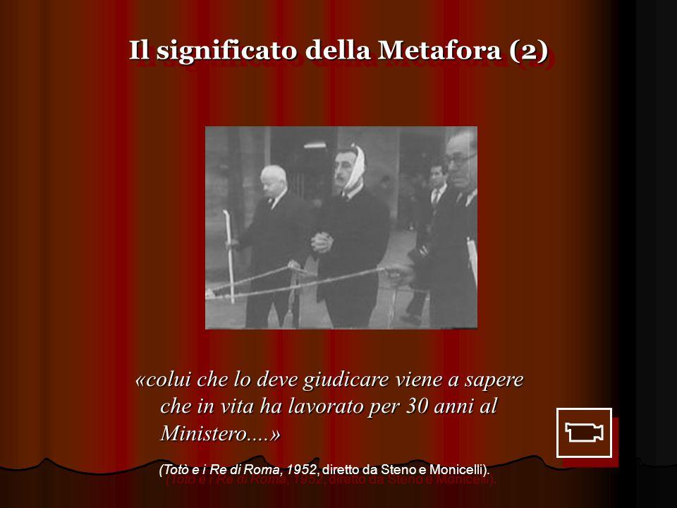 Il significato della Metafora (2)