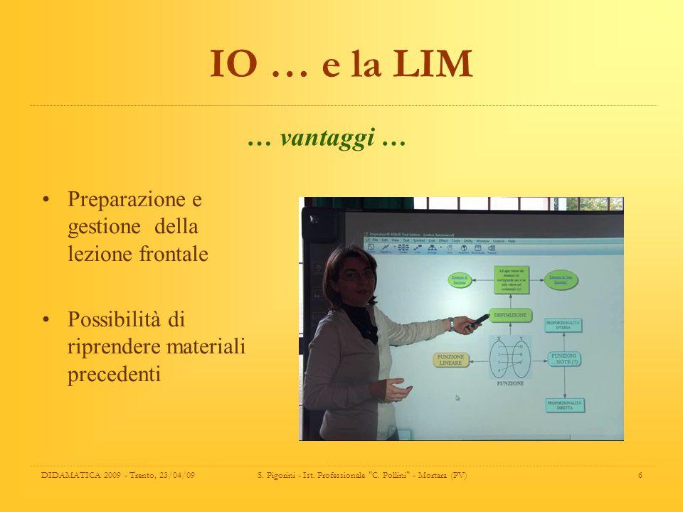 Agricoltura, ECDL, LIM: culture diverse