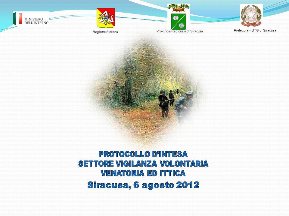 SETTORE VIGILANZA VOLONTARIA