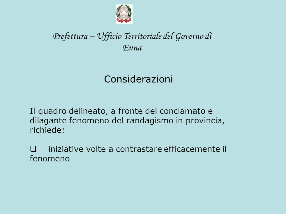 Prefettura – Ufficio Territoriale del Governo di Enna