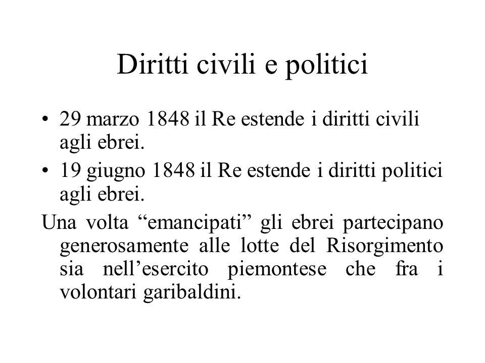 Diritti civili e politici