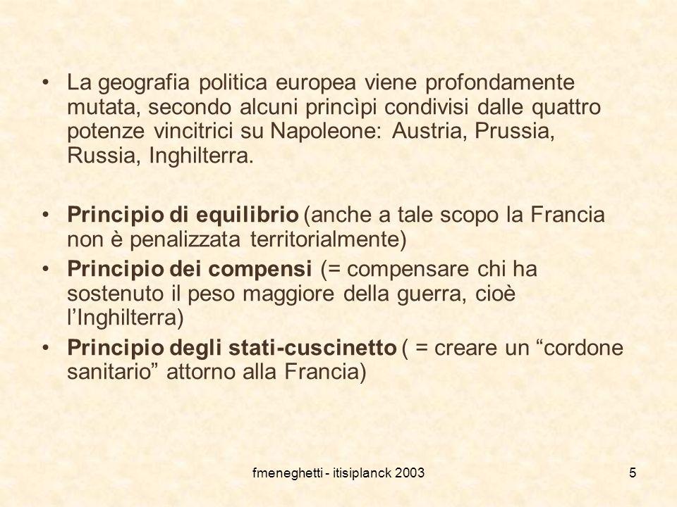 fmeneghetti - itisiplanck 2003