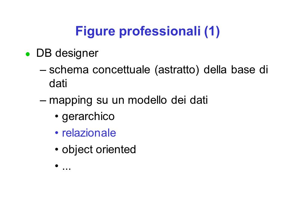 Figure professionali (1)