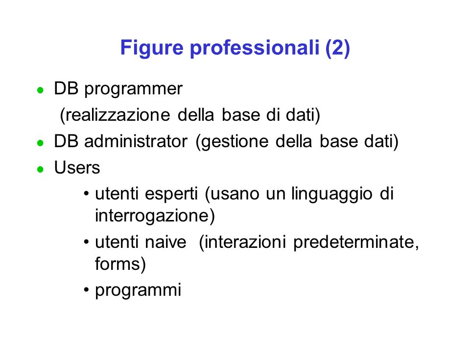 Figure professionali (2)