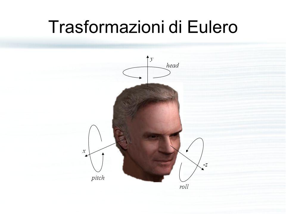 Trasformazioni di Eulero