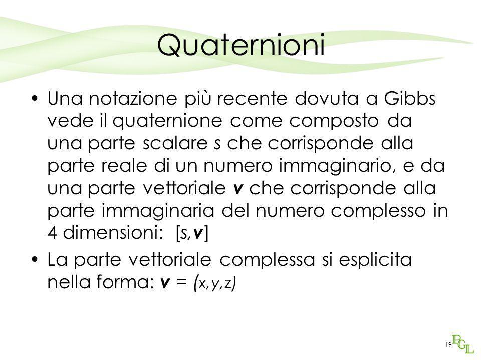 Quaternioni