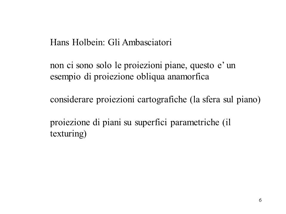 Hans Holbein: Gli Ambasciatori