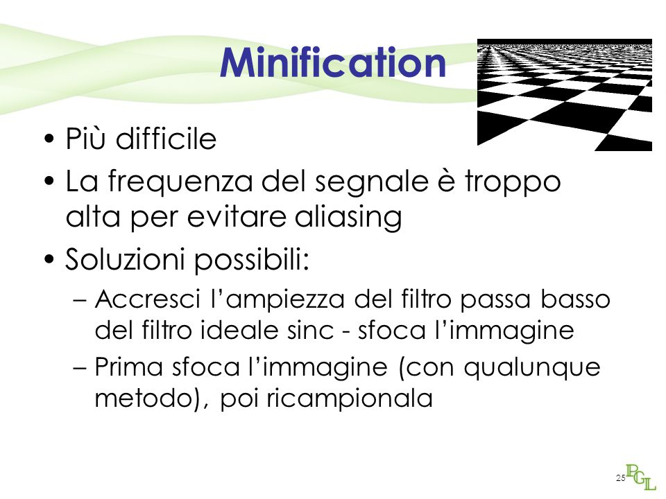 Minification Più difficile