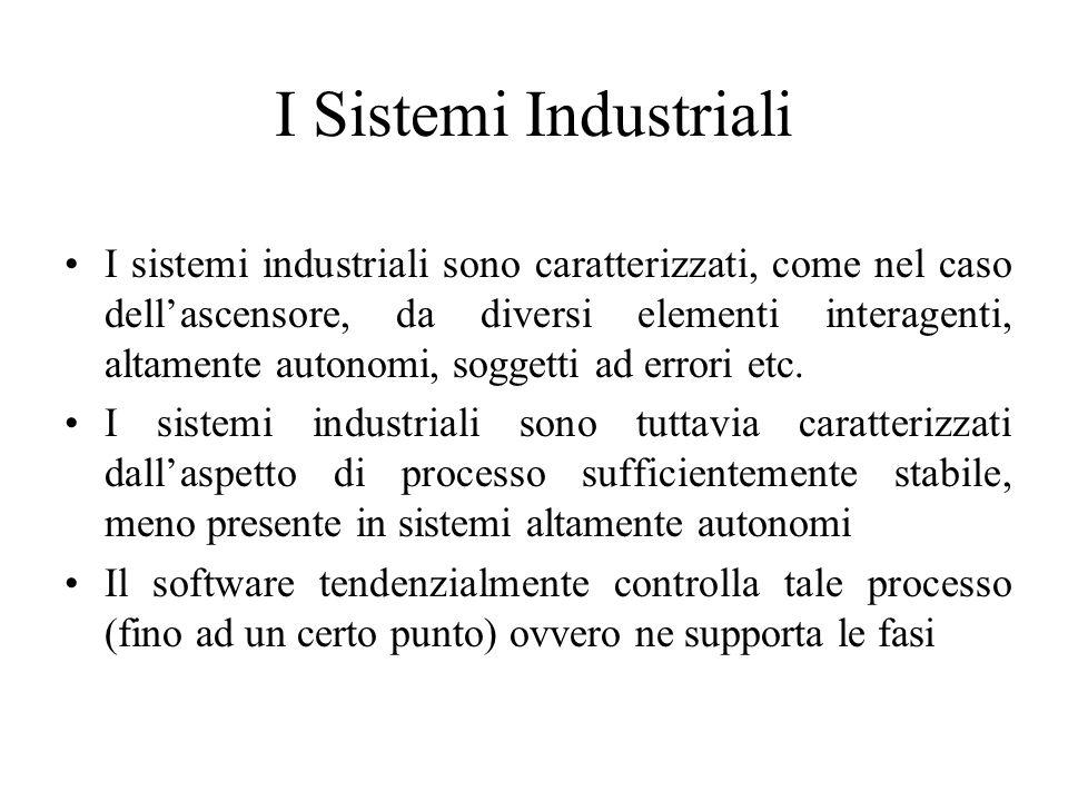 I Sistemi Industriali