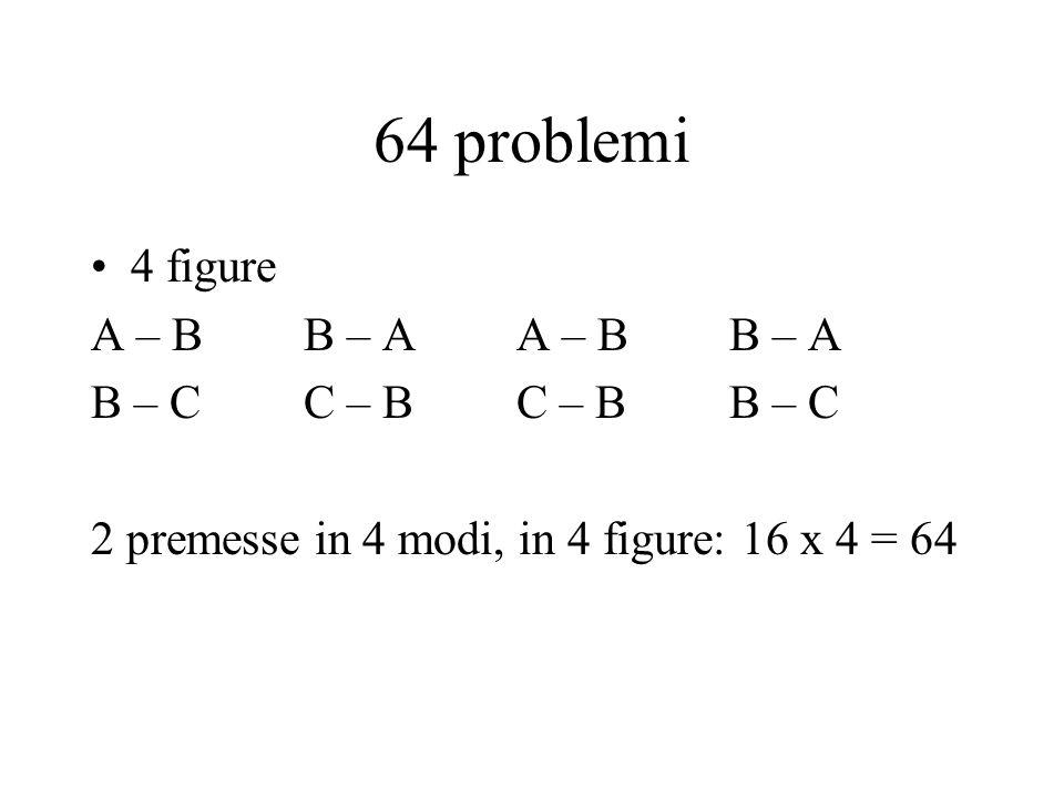 64 problemi 4 figure A – B B – A A – B B – A B – C C – B C – B B – C