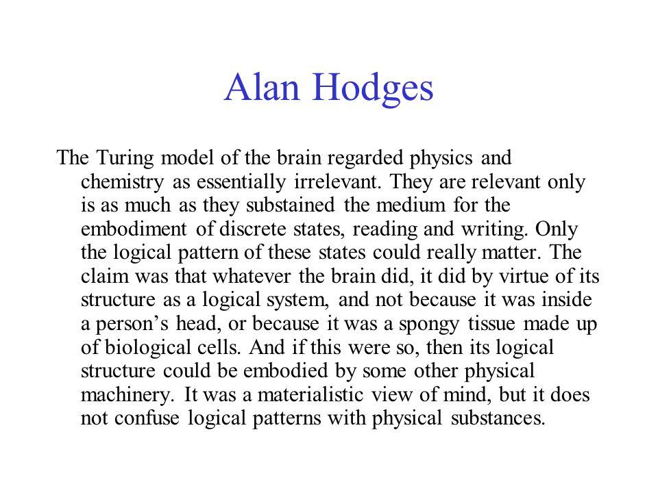 Alan Hodges
