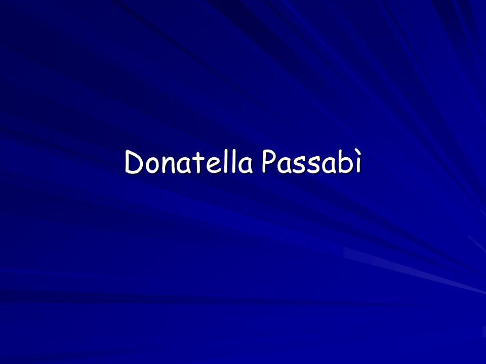 Donatella Passabì