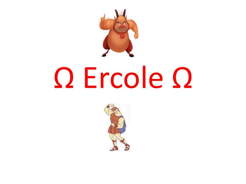 Ω Ercole Ω