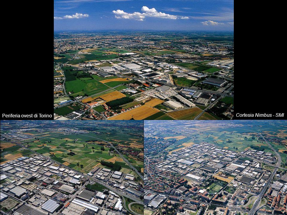 Periferia ovest di Torino