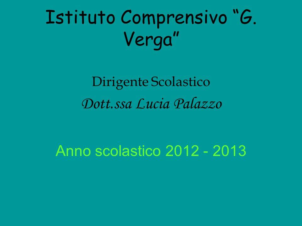 Istituto Comprensivo G. Verga