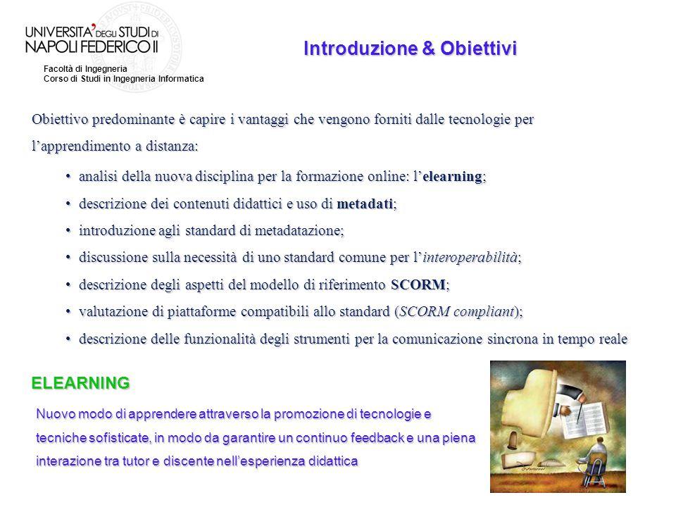 Introduzione & Obiettivi