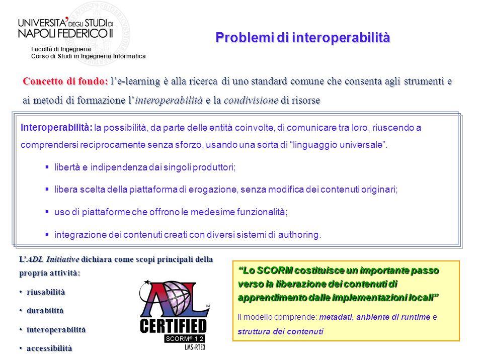 Problemi di interoperabilità