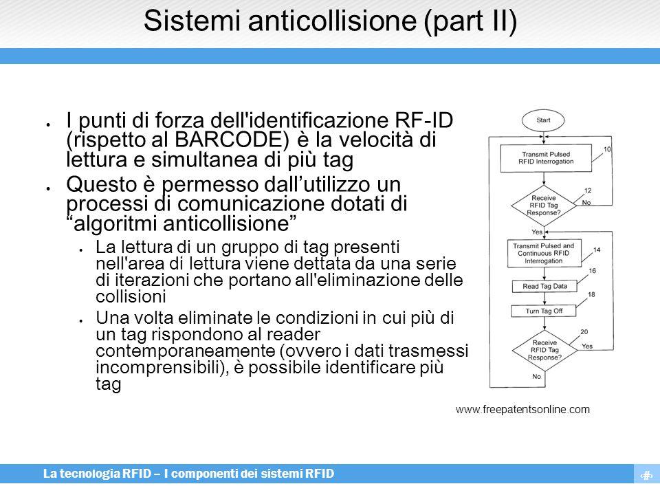 Sistemi anticollisione (part II)