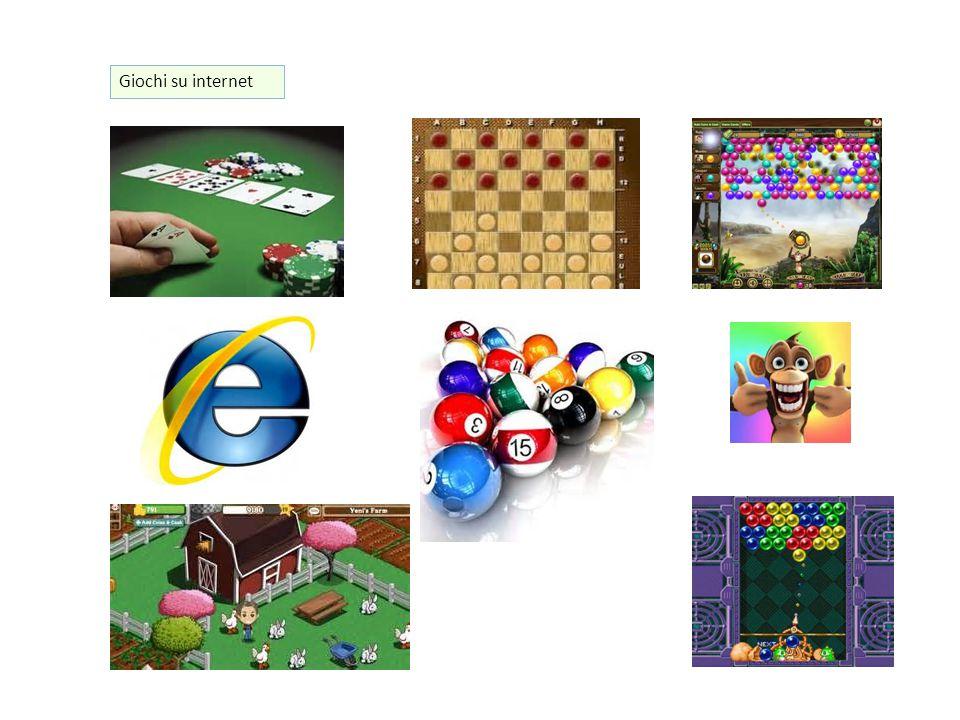 Giochi su internet